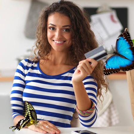 Условия заказа, оплаты и доставки живых бабочек, салютов из бабочек, ферм бабочек, по Киеву и в другие города Украины.