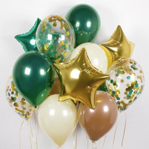 Наборы воздушных шаров с гелием
